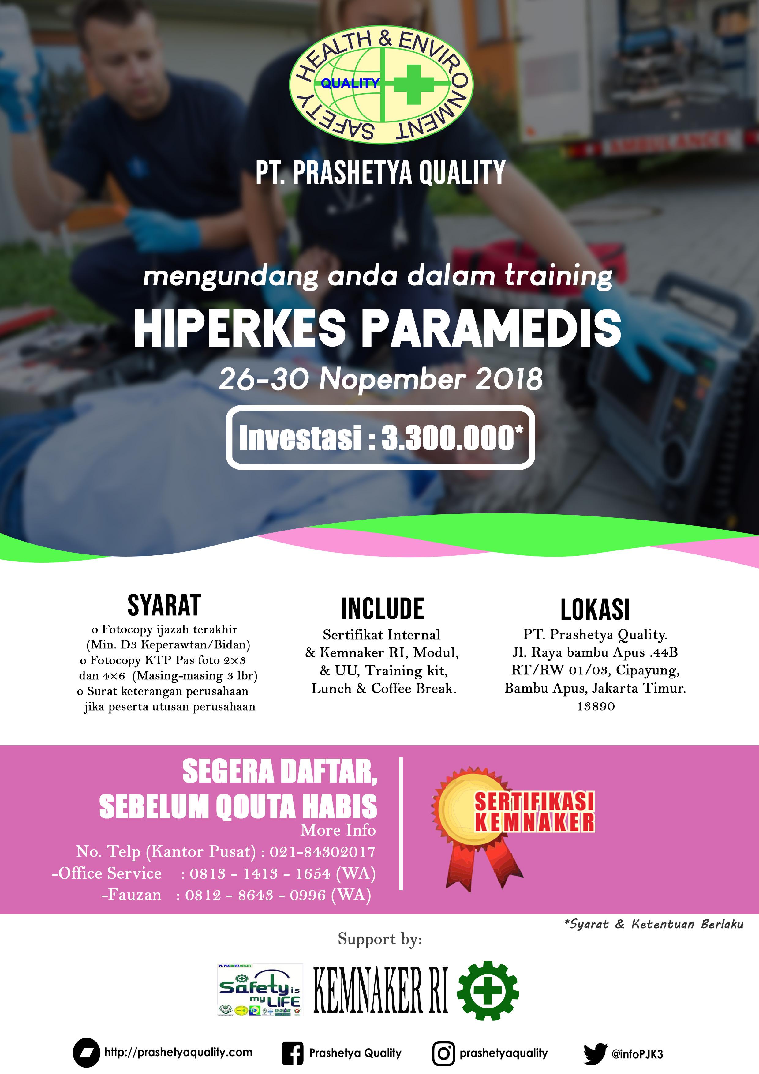 Hiperkes Paramedis