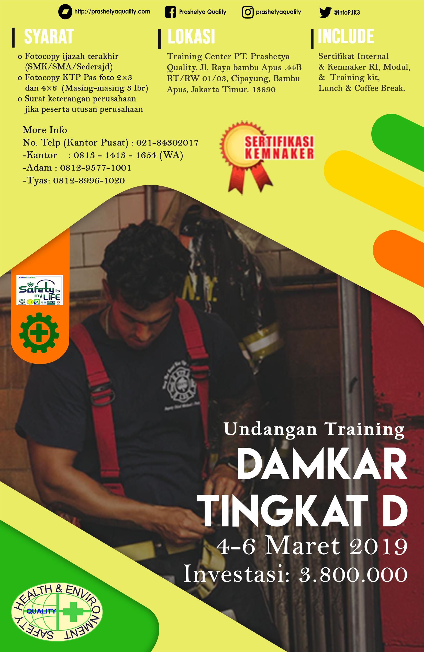 Damkar D